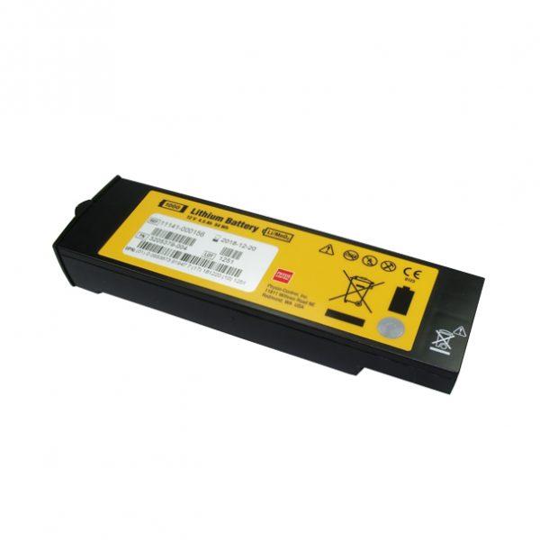 Batteri Lifepak 1000