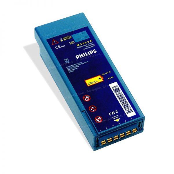 Batteri Philips Heartstart FR2