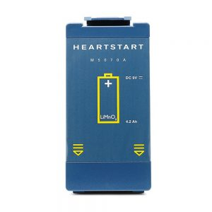 Batteri Philips Heartstart HS1 och FRx