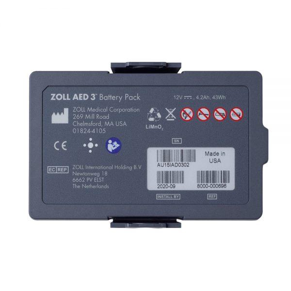 Batteri Zoll AED 3
