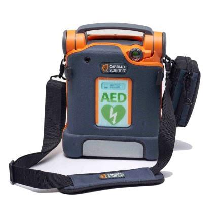 Hjärtstartare Cardiac Science Powerheart G5 med väska