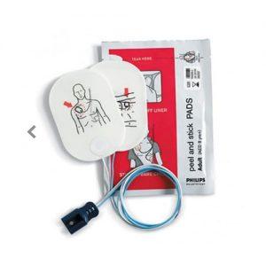 Elektroder Philips Heartstart FR2