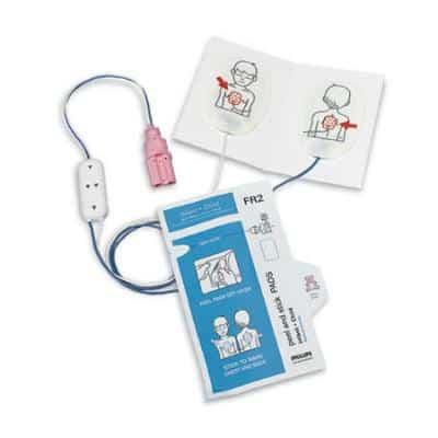 Elektroder PHILIPS Heartstart FR2 Barn