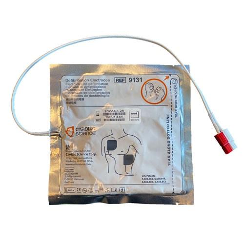 Elektroder Vuxen till Powerheart G3