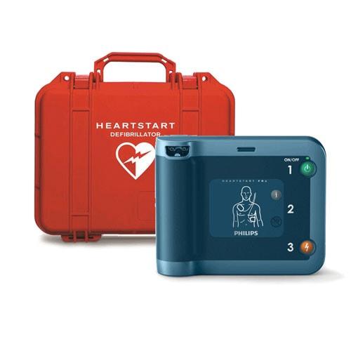 Hjärtstartare Philips Heartstart FRx med vattentät väska