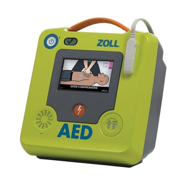 Hjärtstartare ZOLL AED 3
