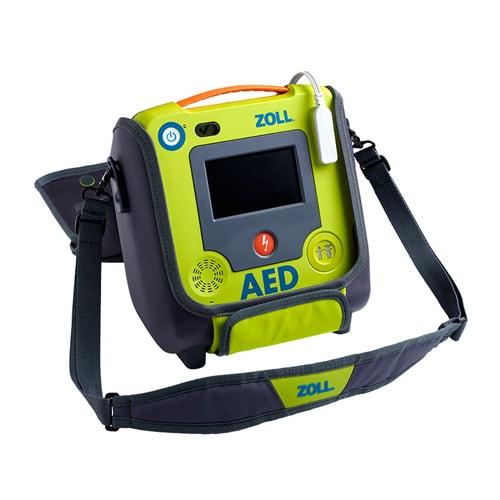 Hjärtstartare ZOLL AED 3 med väska