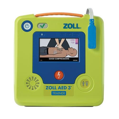 Träningshjärtstartare Zoll AED 3 Trainer