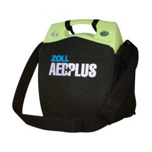 Hjärtstartare ZOLL AED Plus med väska