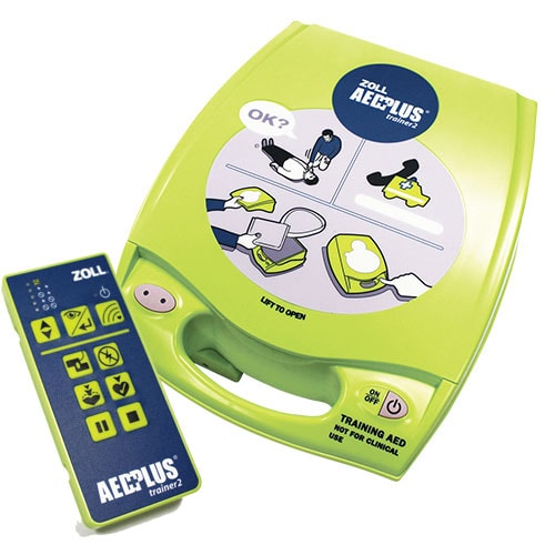 Träningshjärtstartare Zoll AED Plus Trainer 2